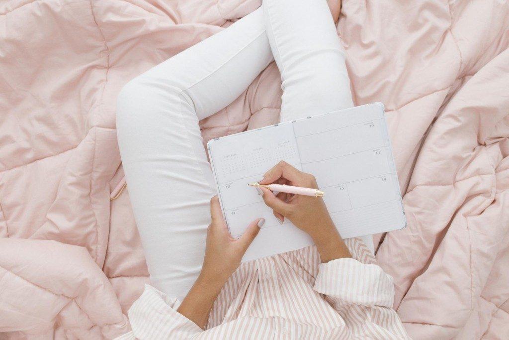 כתיבה היא מנוחה לראש